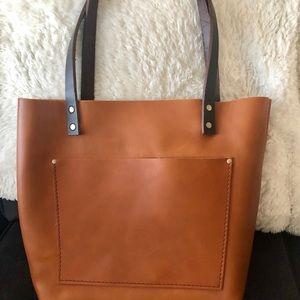 Portland leather good purse